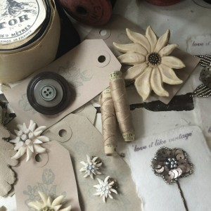 Pretty vintage treasures